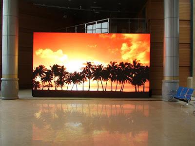 Màn hình led p4 cabinet indoor và outdoor chính hãng