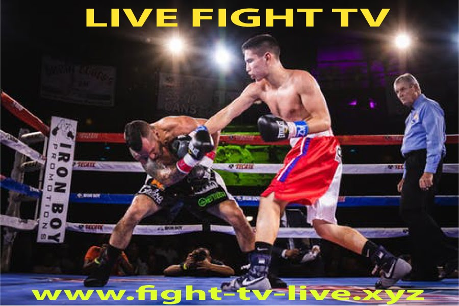 live fight tv
