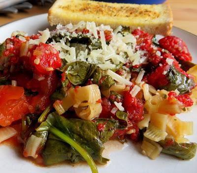 Crushed Macaroni & Vegetables