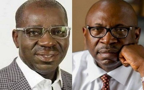 It's the handwork of Obaseki and PDP, I never asked him to return to APC, Ize-Iyamu fumes
