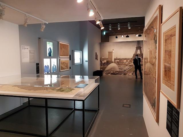 Vue de l'exposition Albert-Khan