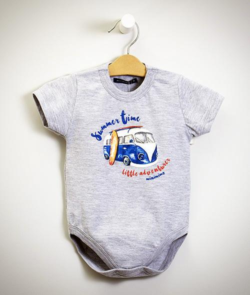 Moda primavera verano 2018 ropa para bebes.