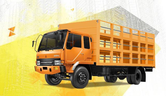 Truk Canter, Mobil Niaga Mitsubish