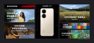تفاصيل الكاميرا: Huawei P50 Pro • Huawei P50