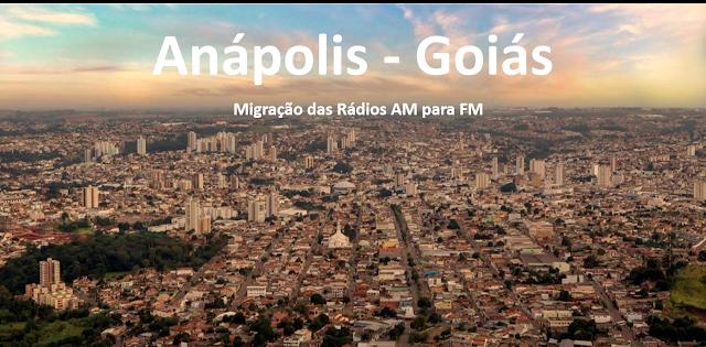 Rádios AMs de Anápolis migram para FM