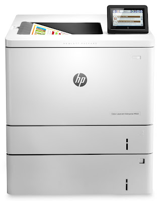 HP LaserJet M553X Printer Driver Download