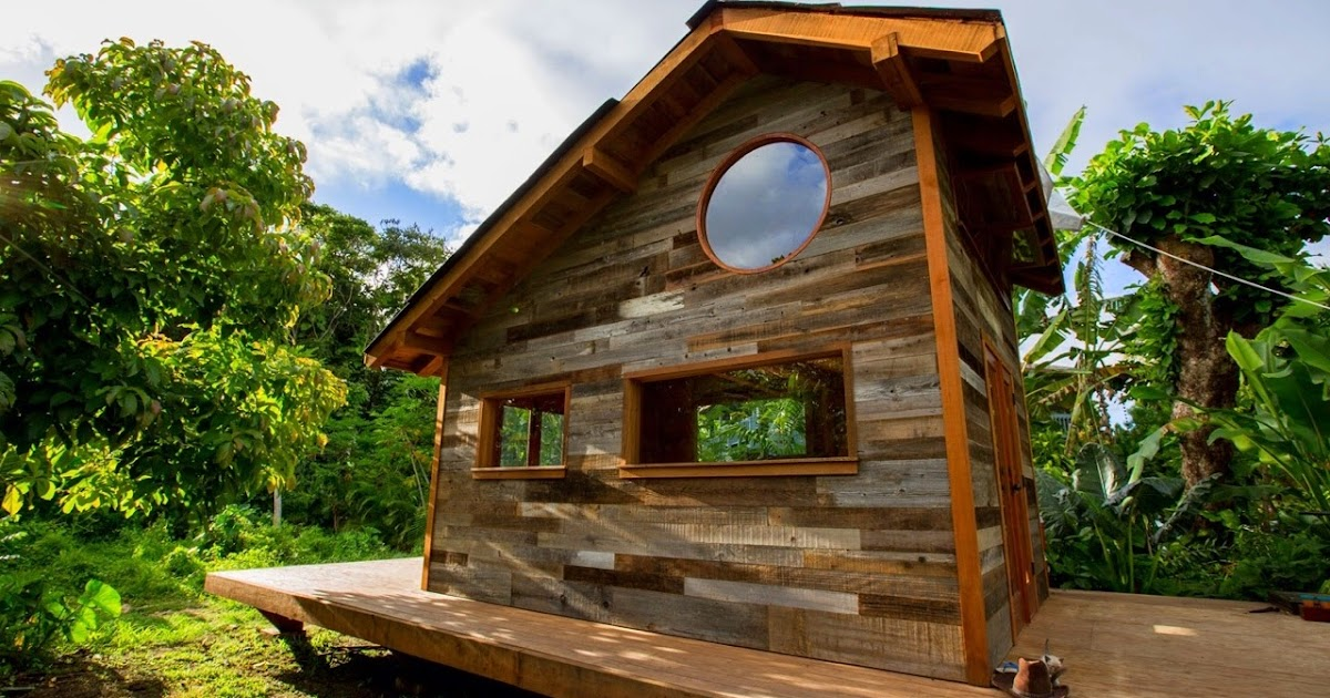 Tiny Home Designs: The Flying Tortoise: Quirky Micro House Designer And
