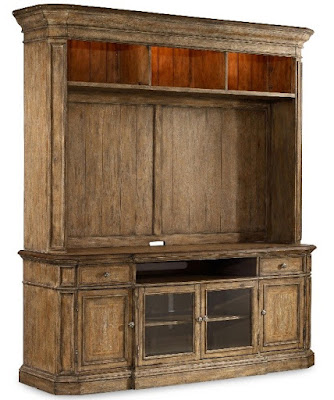 Solana 2 Piece Entertainment Center by Hooker Furniture