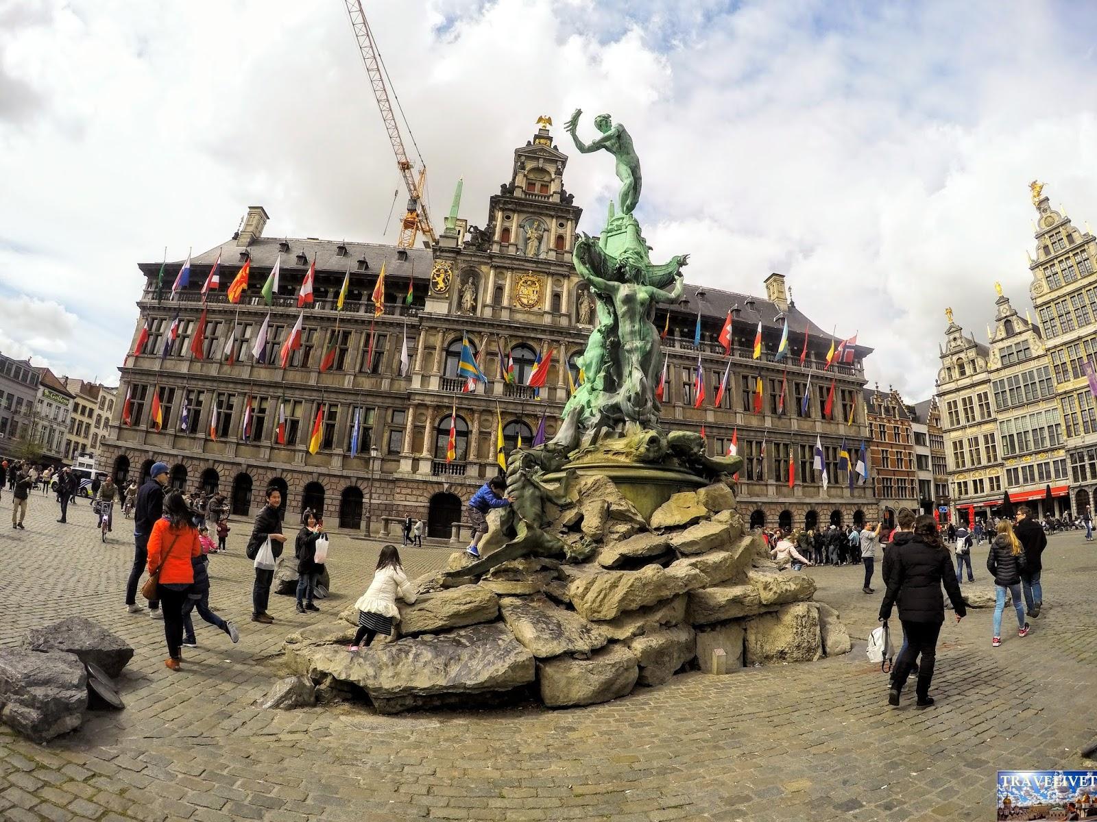 Belgique Anvers