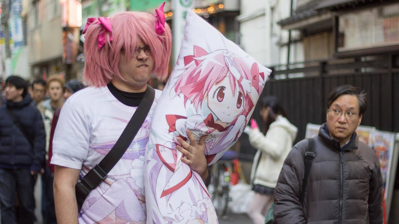A Weeabo in Japan