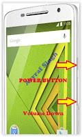 enter fastboot mode - Motorola Moto X Play
