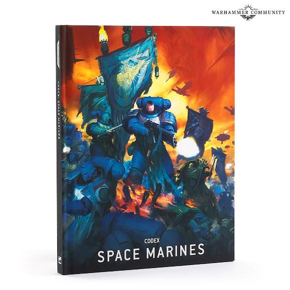 Códex Marines Espaciales edición especial
