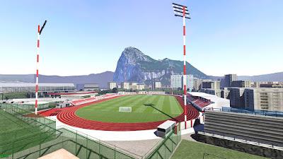 PES 2021 Victoria Stadium