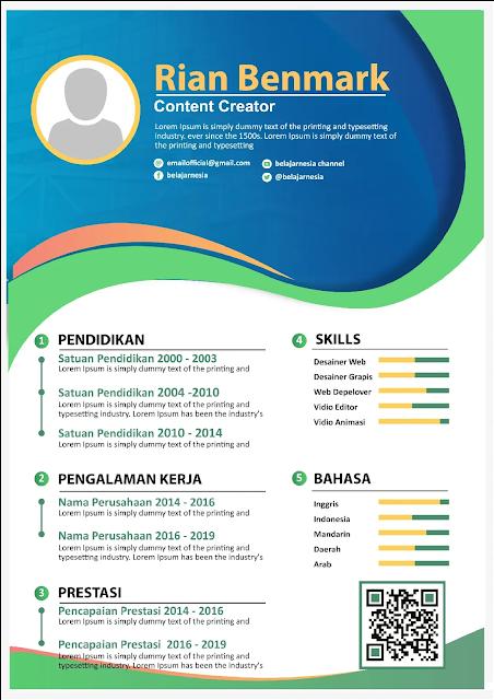 Curriculum Vitae docx : Download Curriculum Vitae Microsoft Word Gratis