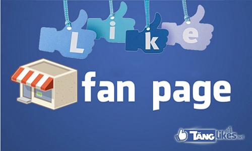 tang like tren fanpage