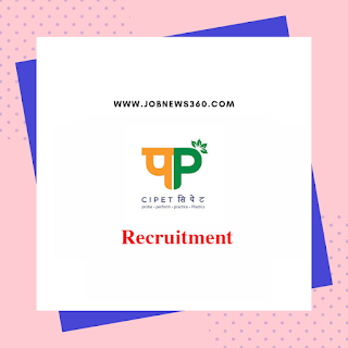 CIPET Chennai Recruitment 2020 for Officer & Assistant