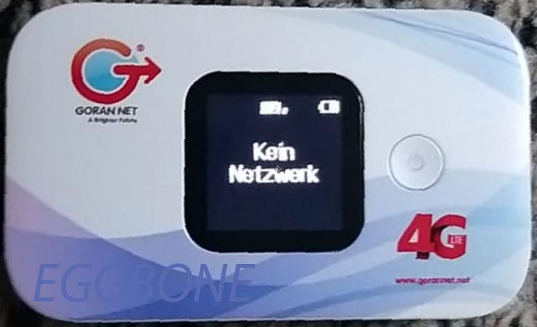 Unlock GORAN NET Huawei E5577s-932 MiFi - EGGBONE UNLOCKING