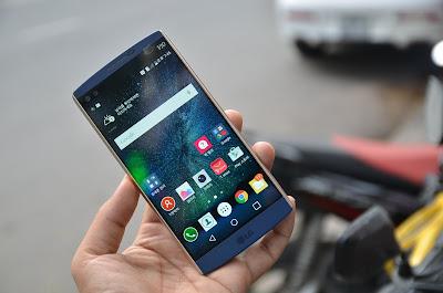 phan phoi LG V10 xach tay