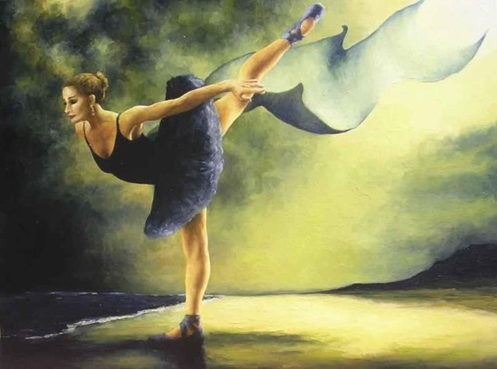 Trisha Lambi 1962 | pintor figurativo de Australia