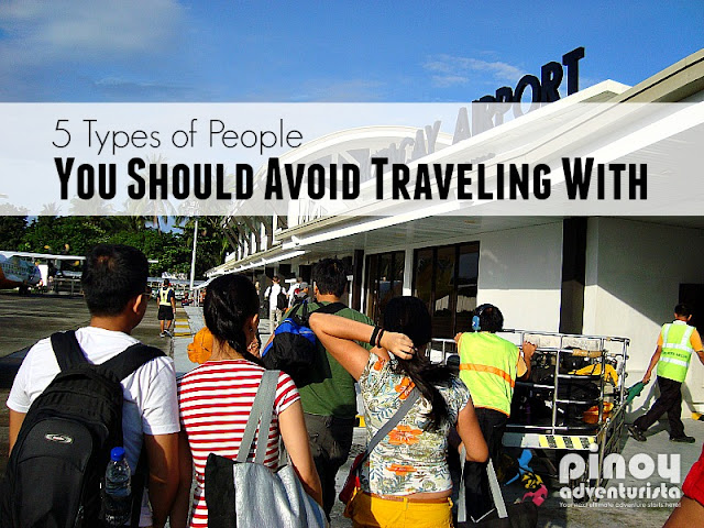 5 Types of People You Should Avoid Traveling With