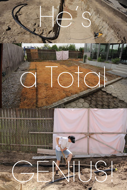 HIS Backyard Idea Was Insane Before I Saw It Finished. Really, He's a Total GENIUS!