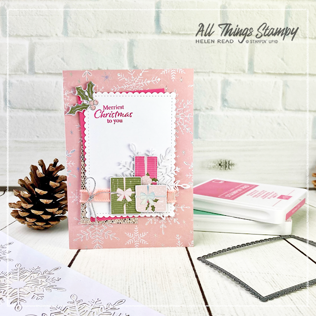 Stampin' Up Whimsy & Wonder card ideas