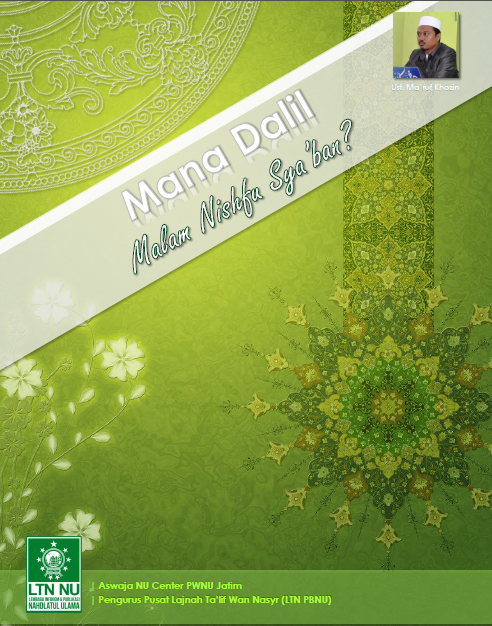 "Download Ebook ""Mana Dalil Malam Nishfu Sya'ban?"""