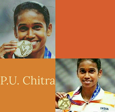 P.U Chitra wiki , Biography, Age , Height , Family , Net worth , Medals.