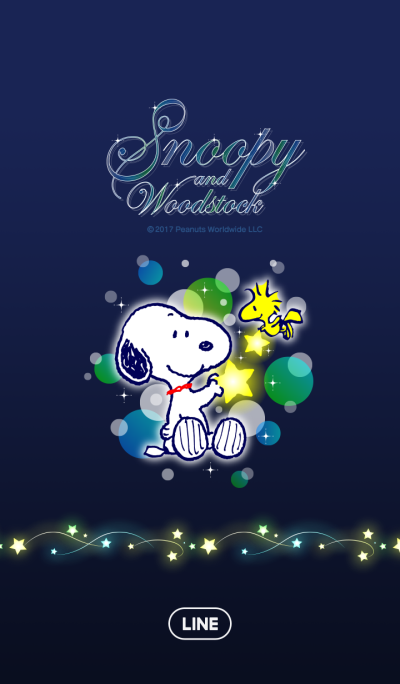 Snoopy's Twinkling Lights