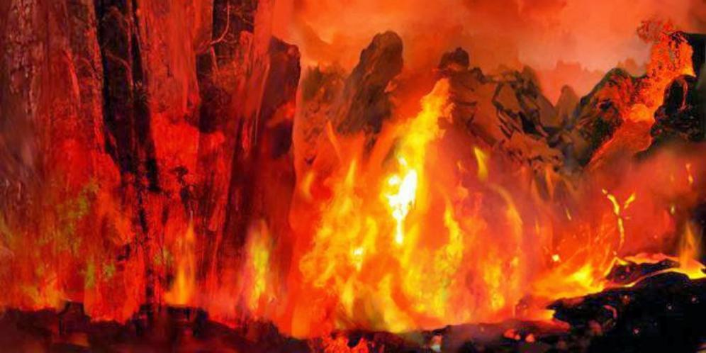 Doa berlindung dari neraka