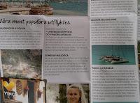 Var lite sugen på att åka på Magic Catamaran utflykten (som utgick från Palma), men lät det bero