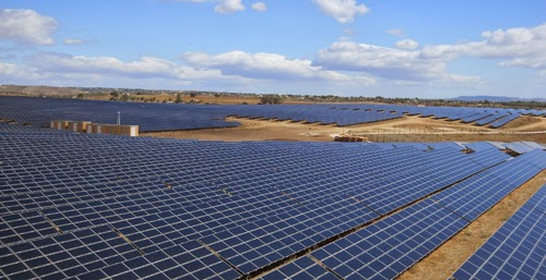 Aura La Paz Solar Farm