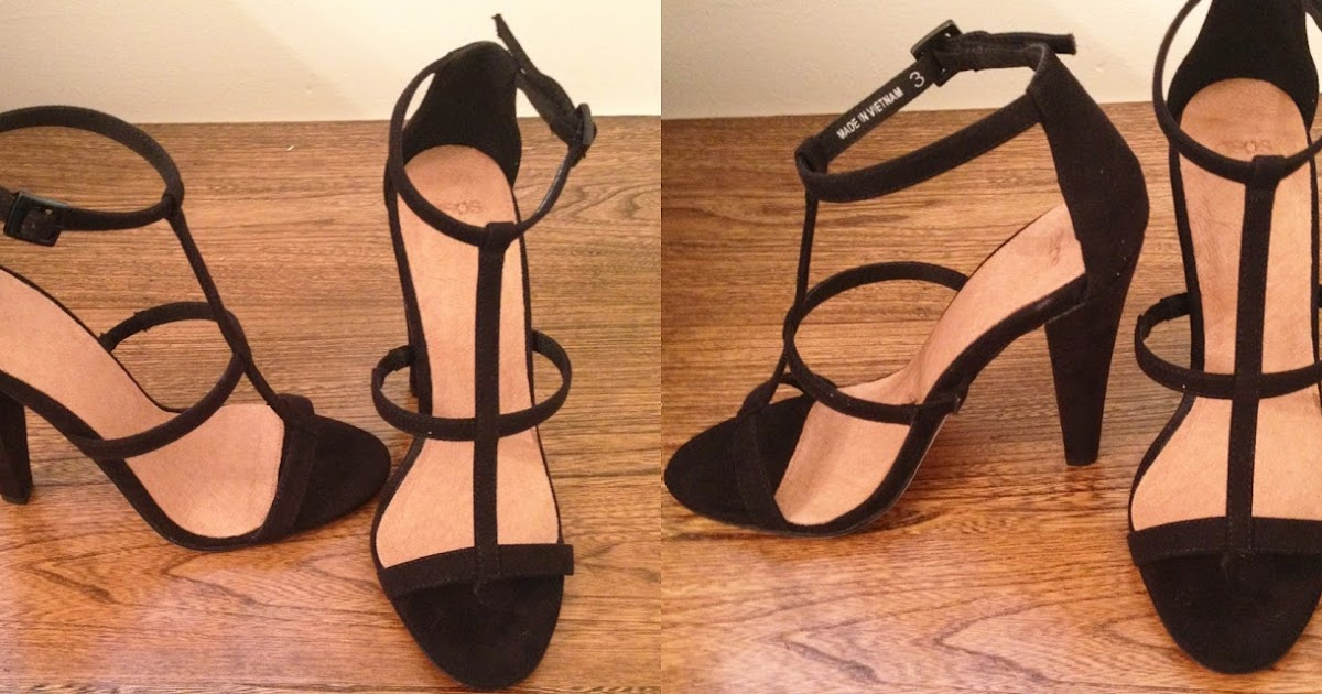 9ae7985ad75 This Is It.  Review  ASOS Hostage Heeled Sandals.