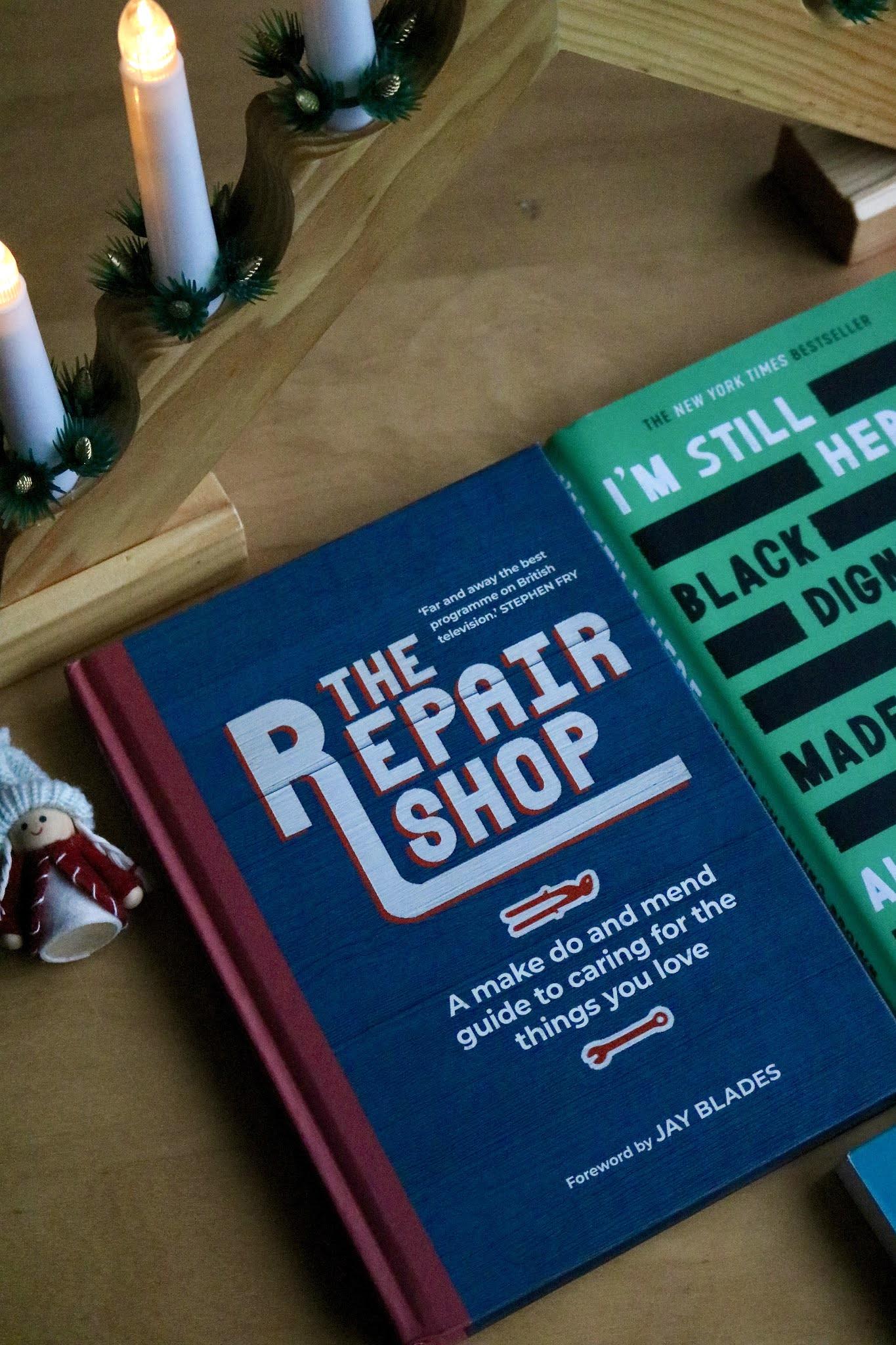 THE REPAIR SHOP book