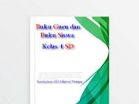 Buku Guru dan Buku Siswa Kelas 4 Kurikulum 2013 Revisi Terbaru
