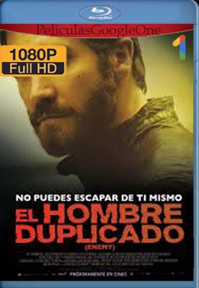 El hombre duplicado (Enemy) (2013) [1080p BRrip] [Latino-Inglés] [LaPipiotaHD]