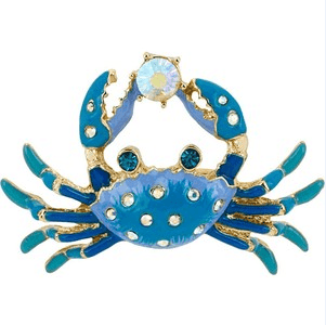 Betsey Johnson Crabby Chic Ring