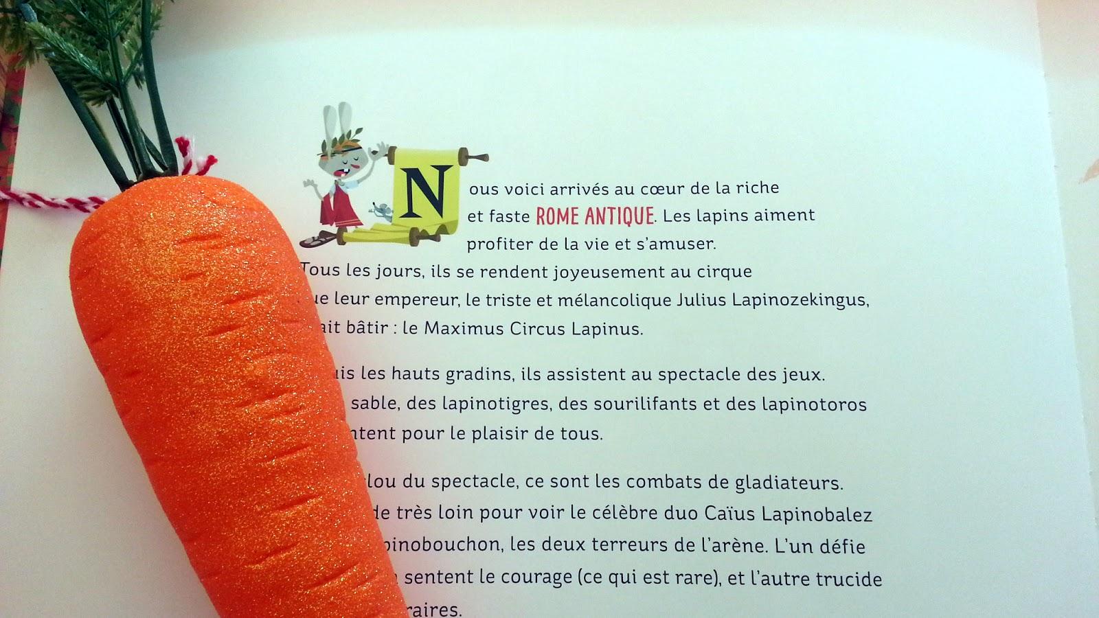 """Carotte Bleue concernant la petite bibliothèque de la bottière: livre jeu, """"a la recherche de"""