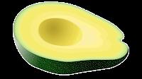 avocado clip art free