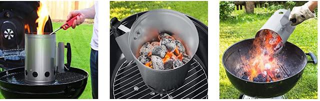 ventajas que tiene el encendedor de carbón beau jardin