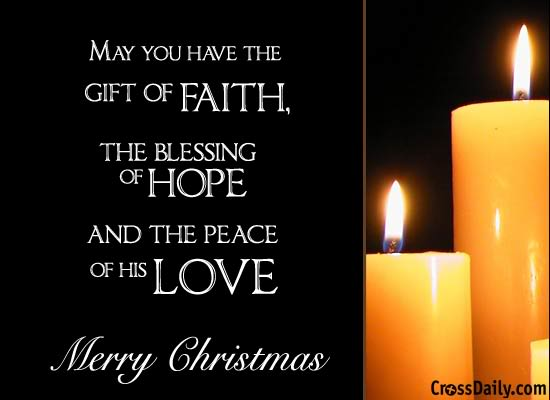 image gallery of christmas messages religious - Religious Christmas Messages