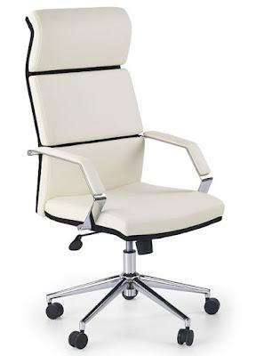 Dlaczego warto postawić na biurowe fotele skórzane?