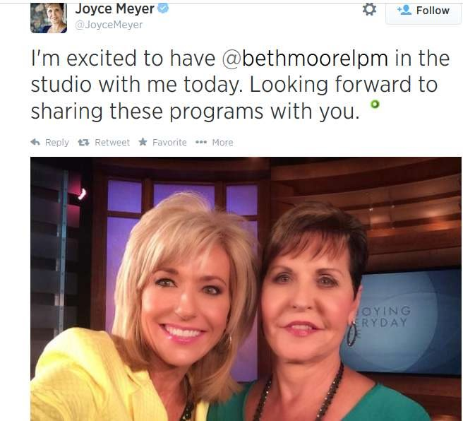Image result for joyce meyer beth moore