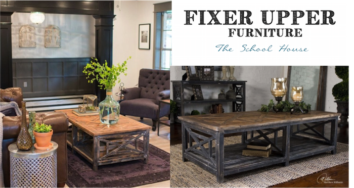 sofa on fixer upper