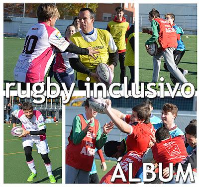 Rugby Inclusivo Quijote Aranjuez