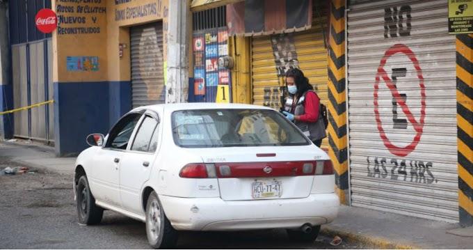 RESTOS HUMANOS SON HALLADOS EN AUTO DE CHILPANCINGO; SERÍAN DEL JEFE POLICIAL DE CHILAPA Y AGENTE DESAPARECIDOS
