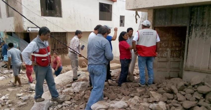 MINEDU: Equipos de respuesta ante emergencias evalúan daños en zonas afectadas - www.minedu.gob.pe