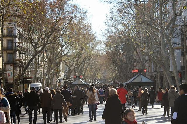 O que fazer no invenro em Barcelona