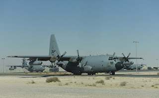 Pesawat Serang Elektronik EC-130H Compass Call