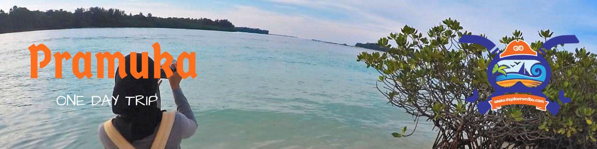 wisata satu hari di pulau pramuka pulau seribu